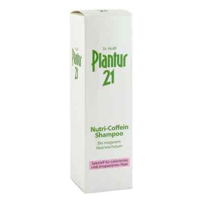 Plantur 21 Nutri szampon kofeinowy  zamów na apo-discounter.pl