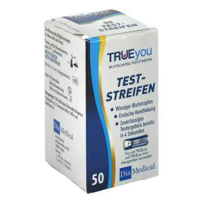 TRUEyou paski testowe do badania poziomu glukozy we krwi