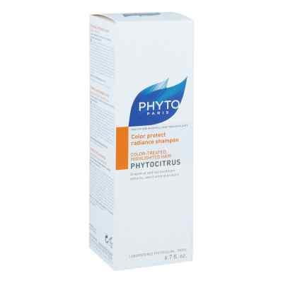 Phyto Phytocitrus szampon do włosów farbowanych
