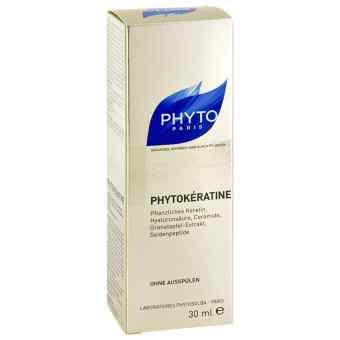 Phyto Phytokeratine Serum  naprawcze dla zniszczonych włosów
