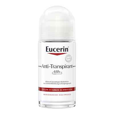 Eucerin Deodorant Antitranspirant Roll on 48 h
