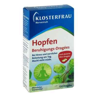 Klosterfrau drażetki na uspokojenie z chmielem