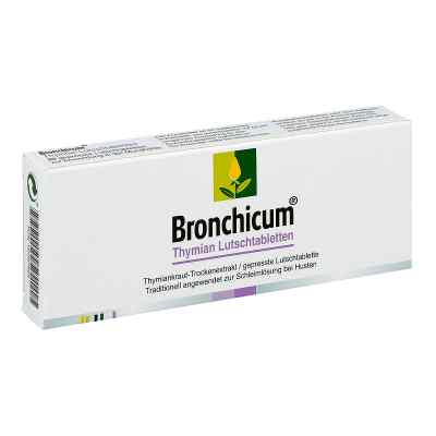 Bronchicum Thymian Lutschtabletten  zamów na apo-discounter.pl