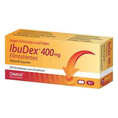 Ibudex 400 mg Filmtabletten  zamów na apo-discounter.pl