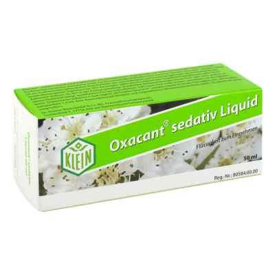 Oxacant sedativ Liquid  zamów na apo-discounter.pl