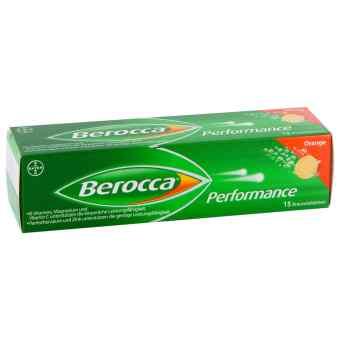 Berocca Performance tabletki musujące  zamów na apo-discounter.pl