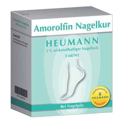 Amorolfin Nagelkur Heumann 5% preparat przeciwgrzybiczny  zamów na apo-discounter.pl