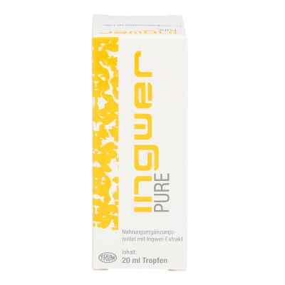 Ingwer Pure Tropfen  zamów na apo-discounter.pl