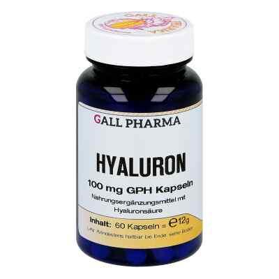 Hyaluron 100 mg Gph kapsułki  zamów na apo-discounter.pl