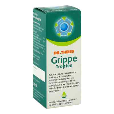 Theiss Grippe Tropfen  zamów na apo-discounter.pl