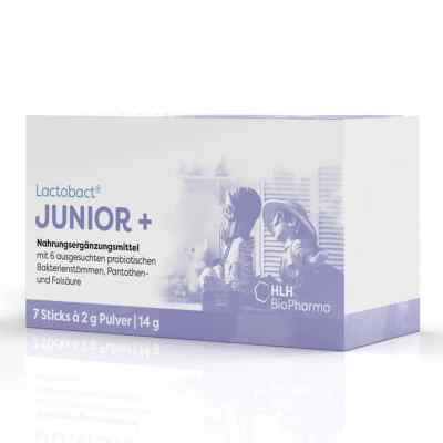 Lactobact Junior 7 dniowe woreczki  zamów na apo-discounter.pl