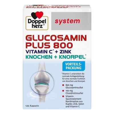 Doppelherz System Plus glukozamina 800 + chondroityna kapsułki  zamów na apo-discounter.pl