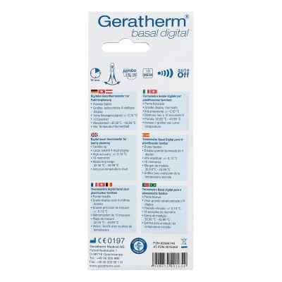 Geratherm basal digital Basalthermometer  zamów na apo-discounter.pl