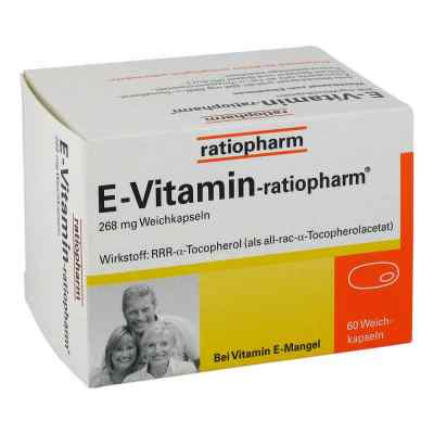 E Vitamin ratiopharm Kapseln  zamów na apo-discounter.pl