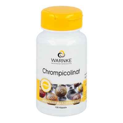 Chrompicolinat kapsułki z chromem  zamów na apo-discounter.pl