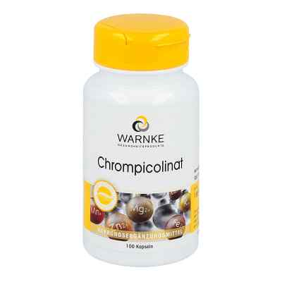 Chrompicolinat Kapseln