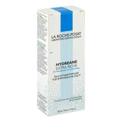La Roche Posay Hydreane krem mocno nawilżający  zamów na apo-discounter.pl