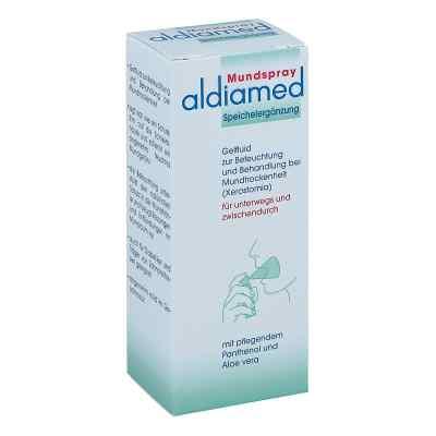 Aldiamed spray na suchość jamy ustnej  zamów na apo-discounter.pl