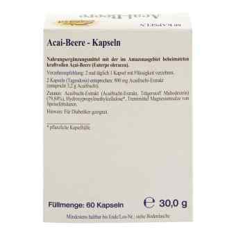 Acai Beere Kapseln  zamów na apo-discounter.pl