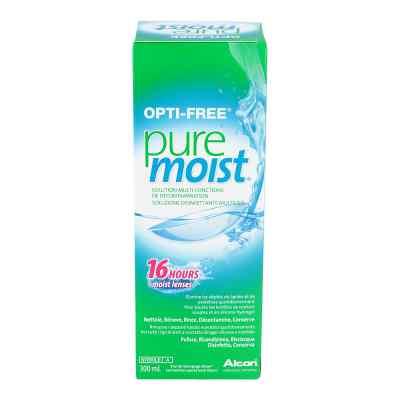 Optifree Puremoist płyn do soczewek