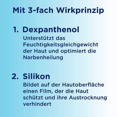 Bepanthen żel na blizny z wałeczkiem do masażu  zamów na apo-discounter.pl