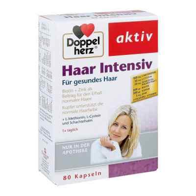 Doppelherz Haar Intensiv kapsułki dla zdrowych włosów  zamów na apo-discounter.pl