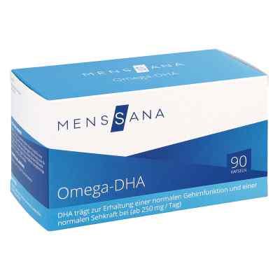 Omega Dha Menssana  zamów na apo-discounter.pl