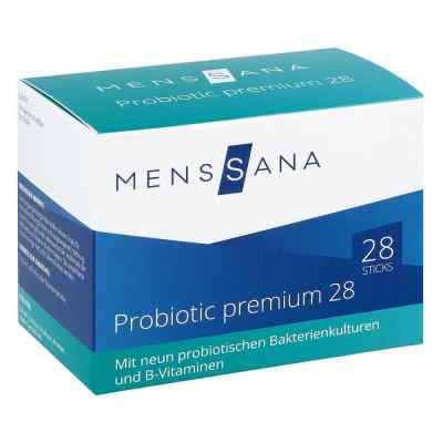 Probiotic premium 28 Menssana Beutel