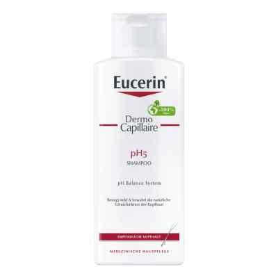 Eucerin Dermocapillaire pH5 Szampon  zamów na apo-discounter.pl
