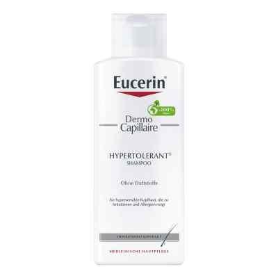 Eucerin DermoCapillaire szampon don skóry wrażliwej  zamów na apo-discounter.pl