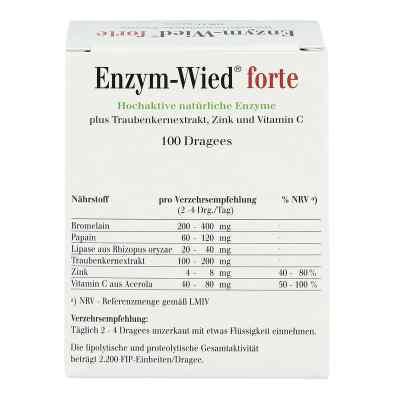Enzym Wied forte Dragees  zamów na apo-discounter.pl