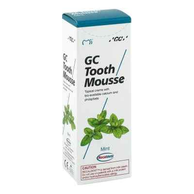 Gc Tooth Mousse Pfefferminz  zamów na apo-discounter.pl