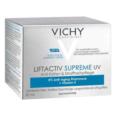 Vichy Liftactiv Uv krem przeciwzmarszczkowy