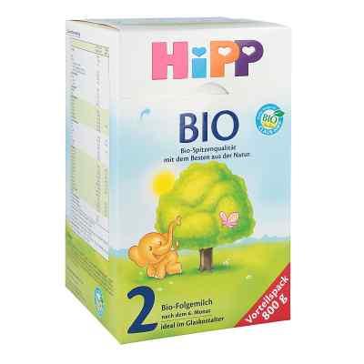 Hipp 2 Bio Folgemilch 2047