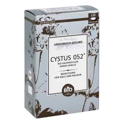 Cystus 052 Bio Halspastillen Honig Vanille  zamów na apo-discounter.pl