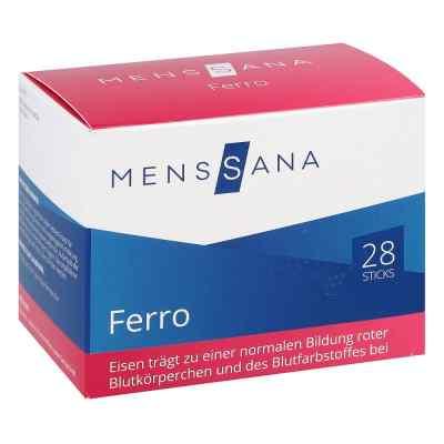 Ferro Menssana Pulver  zamów na apo-discounter.pl