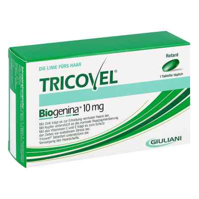Tricovel retard Tabletten
