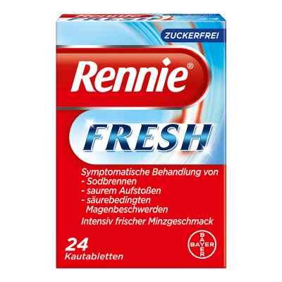 Rennie Fresh tabletki do żucia