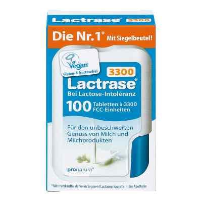 Lactrase 3.300 Fcc tabletki w dozowniku  zamów na apo-discounter.pl