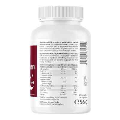 L-tryptophan 500 mg w kapsułkach  zamów na apo-discounter.pl