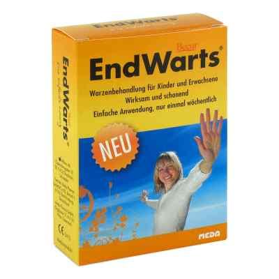 Endwarts roztówr na brodawki + 10 wacików do aplikacji