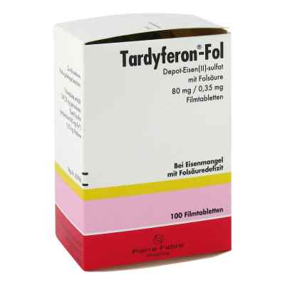 Tardyferon Fol Filmtabletten