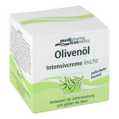 Olivenoel Intensiv  lekki krem pielęgnacyjny   zamów na apo-discounter.pl