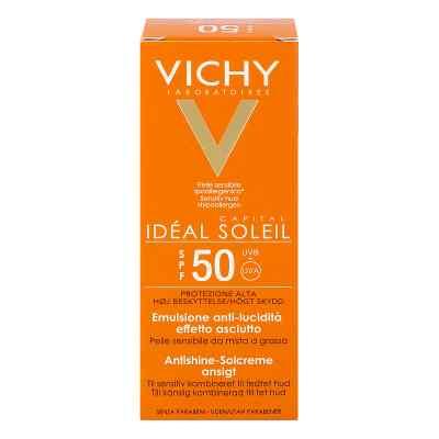 Vichy Capital Soleil matujący krem do twarzy Lsf 50  zamów na apo-discounter.pl