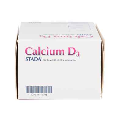 Calcium D3 Stada 1000 mg/880 I.e. Brausetabletten  zamów na apo-discounter.pl