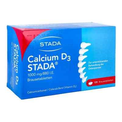 Calcium D3 Stada 1000 mg/880 I.e. Brausetabletten  zamów na apo-discounter.pl
