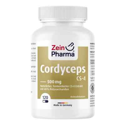 Cordeyceps Cs-4 kapsułki  zamów na apo-discounter.pl