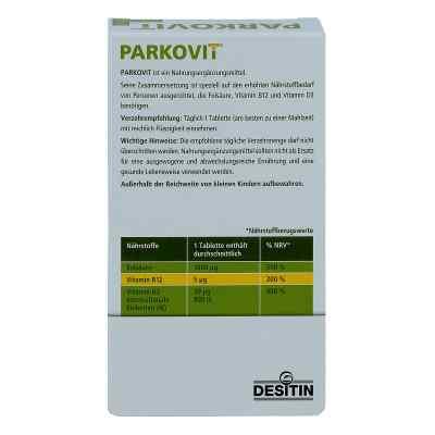 Parkovit Filmtabletten  zamów na apo-discounter.pl