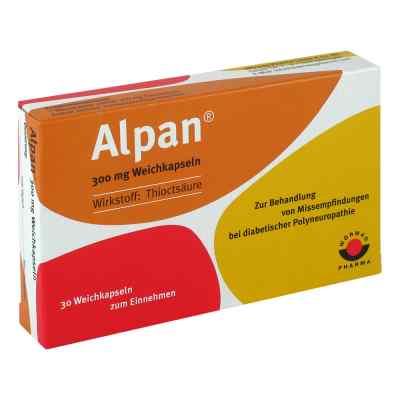 Alpan 300 mg Weichkapseln  zamów na apo-discounter.pl