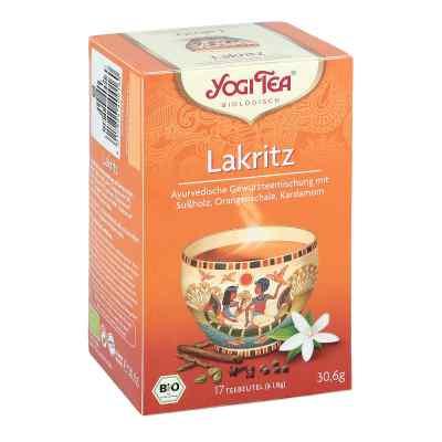Yogi Tea Lakritz Bio